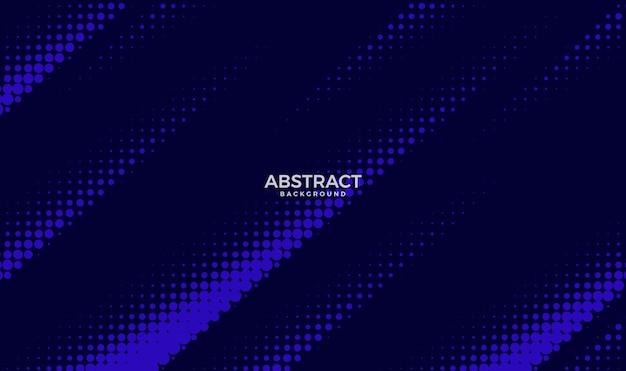 Abstracte vector halftone achtergrond