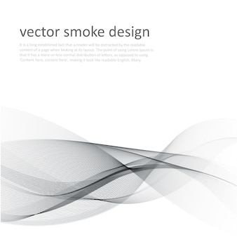 Abstracte vector monochrome achtergrond