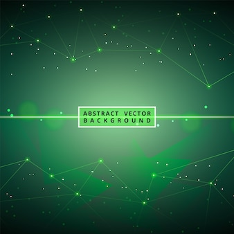Abstracte vector technische achtergrond