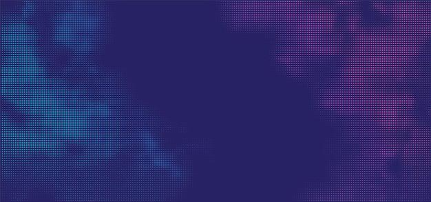 Abstracte vectorachtergrond. halftoongradiëntgradatie. rookeffect. levendige vloeiende textuur. retro design jaren '80, jaren '90 stijl kleur