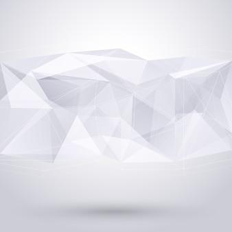 Abstracte veelhoekige achtergrond