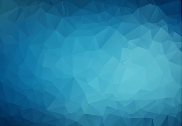 Abstracte veelhoekige achtergrond.