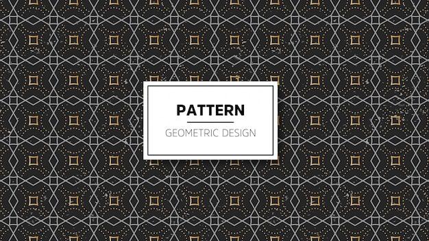 Abstracte veelhoekige patroonachtergrond