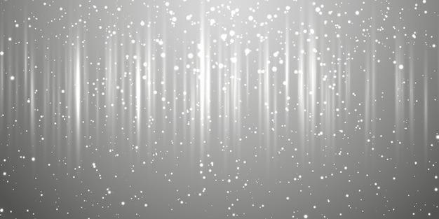 Abstracte viering banner met zilver sparkles design