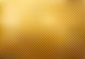 Abstracte vierkanten patroon textuur op gouden achtergrond