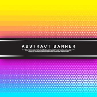 Abstracte vlakke kleur achtergrond