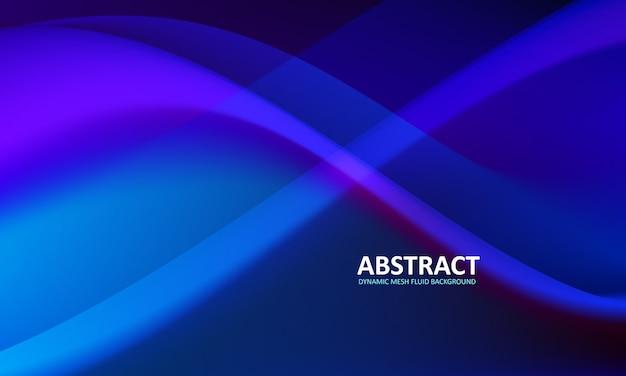 Abstracte vloeibare kleurrijke achtergrond
