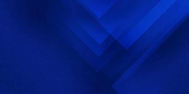 Abstracte vorm met halftone achtergrond