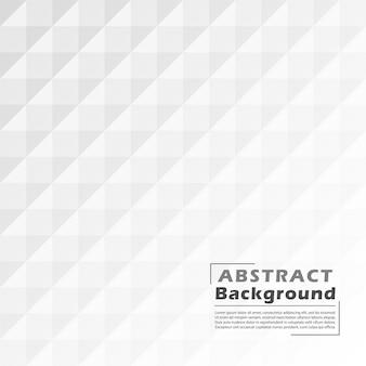 Abstracte witte en grijze kleurenillustratie als achtergrond