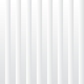 Abstracte witte gradiënt gestreepte achtergrond