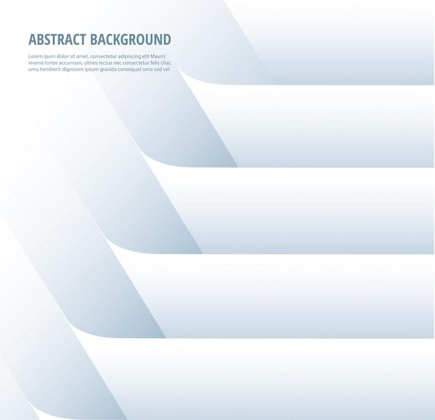 Abstracte witte lijnachtergrond