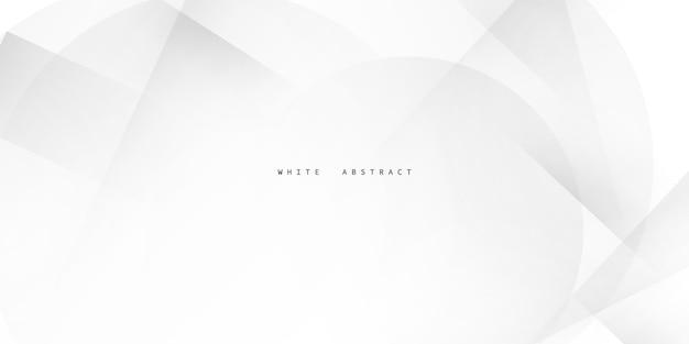 Abstracte witte poster als achtergrond met dynamisch. technologie netwerk illustratie.