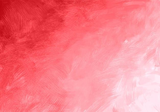 Abstracte zachte roze aquarel achtergrond Gratis Vector