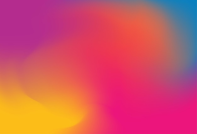 Abstracte zachte vage gradiënt vectorillustratie als achtergrond voor uw grafisch ontwerp