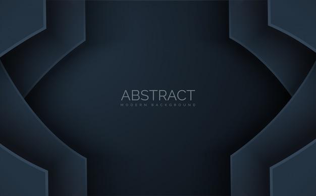 Abstracte zachte zwarte kleur.