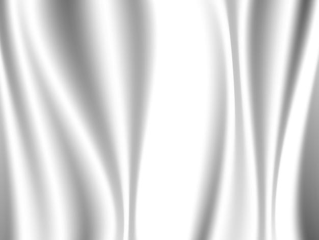 Abstracte zilveren zijde achtergrond