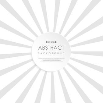 Abstracte zonnige grijs-witte explosieachtergrond