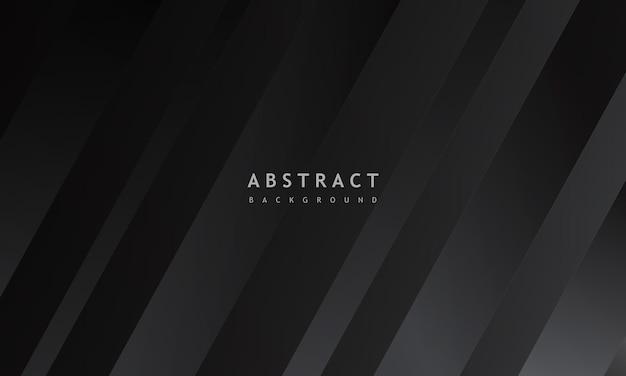 Abstracte zwarte achtergrond met creatieve scratch