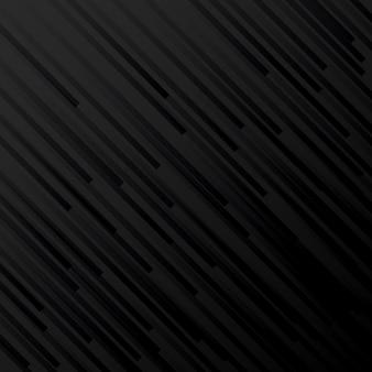 Abstracte zwarte en grijze diagonale lijnachtergrond