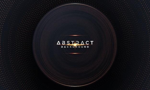 Abstracte zwarte gestructureerde achtergrond