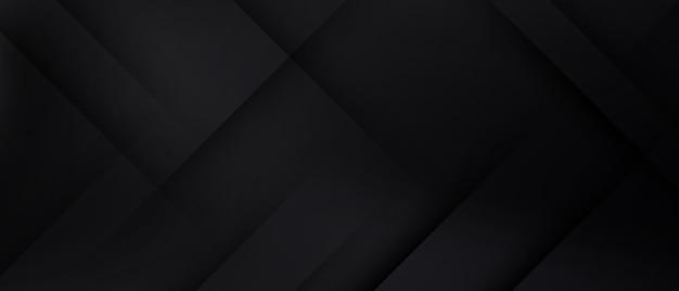 Abstracte zwarte patroon en dynamische achtergrond poster. illustratie in vector-formaat.
