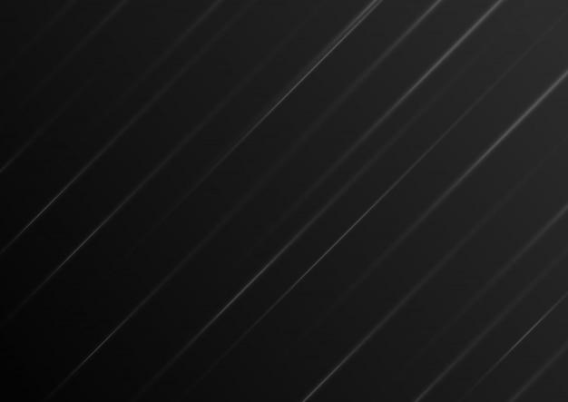 Abstracte zwarte streep diagonale lijn