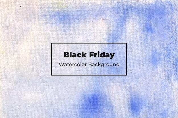 Abstracte zwarte vrijdag aquarel achtergrondstructuur