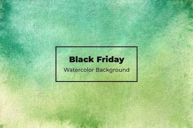Abstracte zwarte vrijdag aquarel arcering borstel achtergrondstructuur