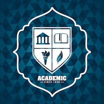 Academische prijs ontwerp