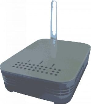 Accton router