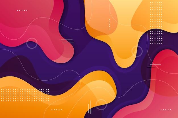 Achtergrond abstract kleurrijk