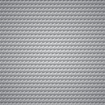 Achtergrond gemaakt van kleine grijze cilinders