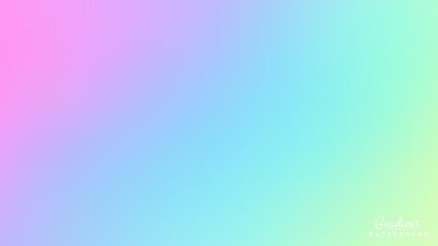 Achtergrond met achtergrond met kleurovergang