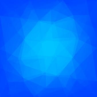 Achtergrond met kleurovergang abstracte vierkante driehoek. cool ijskleurige veelhoekige achtergrond voor mobiele applicatie en web. trendy geometrische abstracte banner. technologie concept flyer. mozaïek stijl.