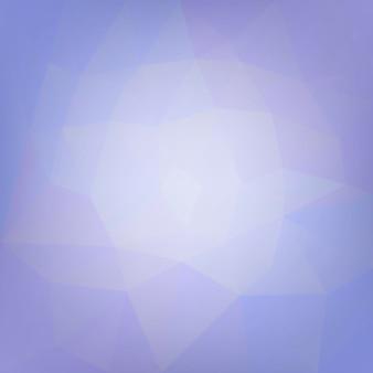 Achtergrond met kleurovergang abstracte vierkante driehoek. paarse veelhoekige achtergrond voor mobiele applicatie en web. trendy geometrische abstracte banner. technologie concept flyer. mozaïek stijl.