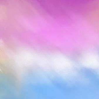 Achtergrond met kleurovergang aquarel textuur