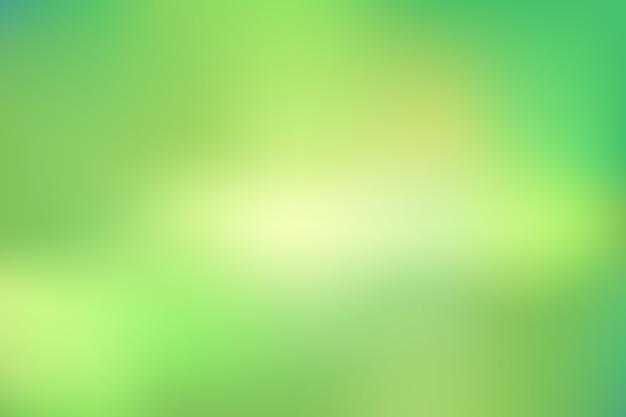 Achtergrond met kleurovergang groene tinten