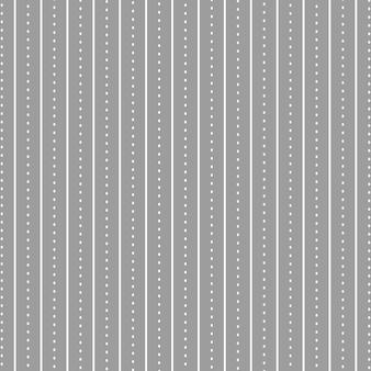 Achtergrond met parallelle lijnen en punten als naadloos patroon voor kerstthema-ontwerpen