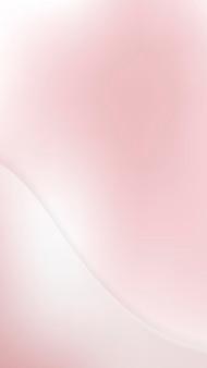 Achtergrond met roze curvepatroon Gratis Vector