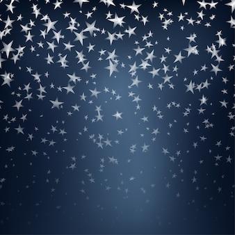 Achtergrond met sterren