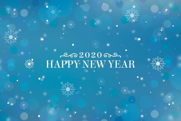Achtergrond nieuw jaar vaag