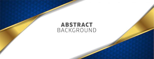 Achtergrond ontwerpsjabloon met abstracte vormen