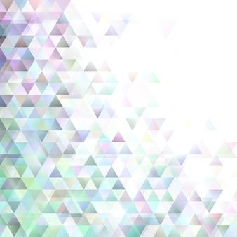 Achtergrond van de gradiënt de abstracte lage polydriehoek