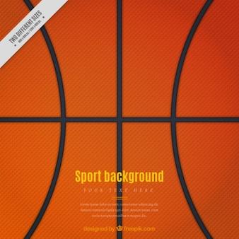 Achtergrond van het basketbal