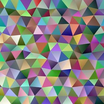 Achtergrond verloop driehoeksontwerp