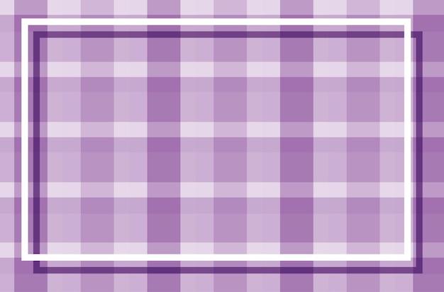 Achtergrondsjabloon met paarse vergulde patronen