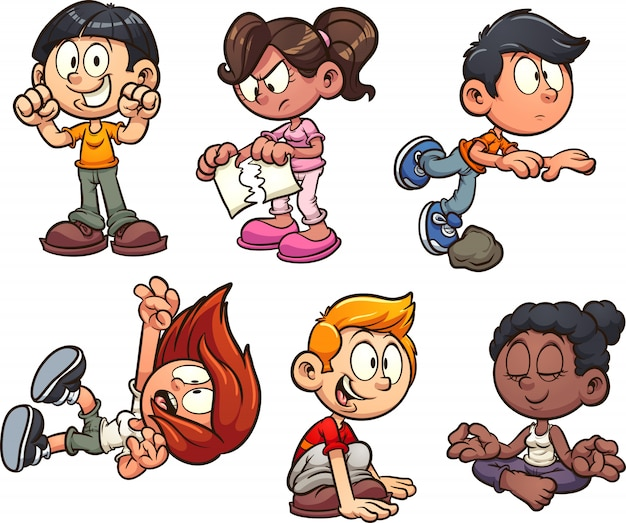 Acties voor kinderen
