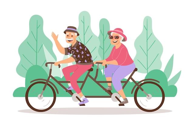 Actieve ouderen