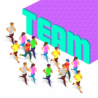 Activiteit teamsport