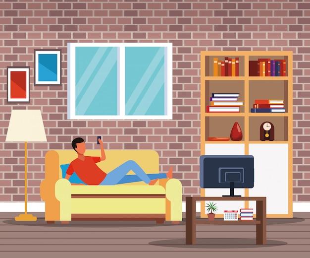 Activiteiten en vrije tijd thuis